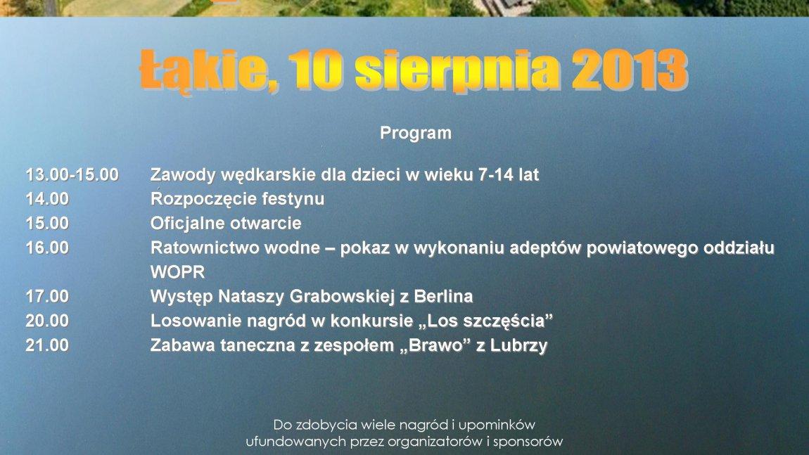 Bezpieczne lato w Łąkiem