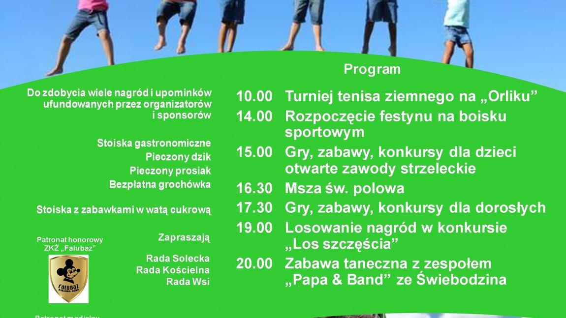 Festyn rodzinny w Radoszynie