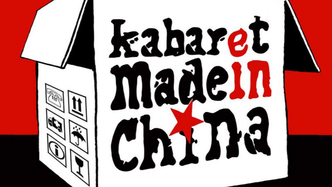 """Made ich China"" rozbawi w Ciborzu"