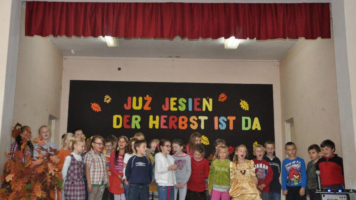 Współpraca szkół z Ołoboku i Sprembergu