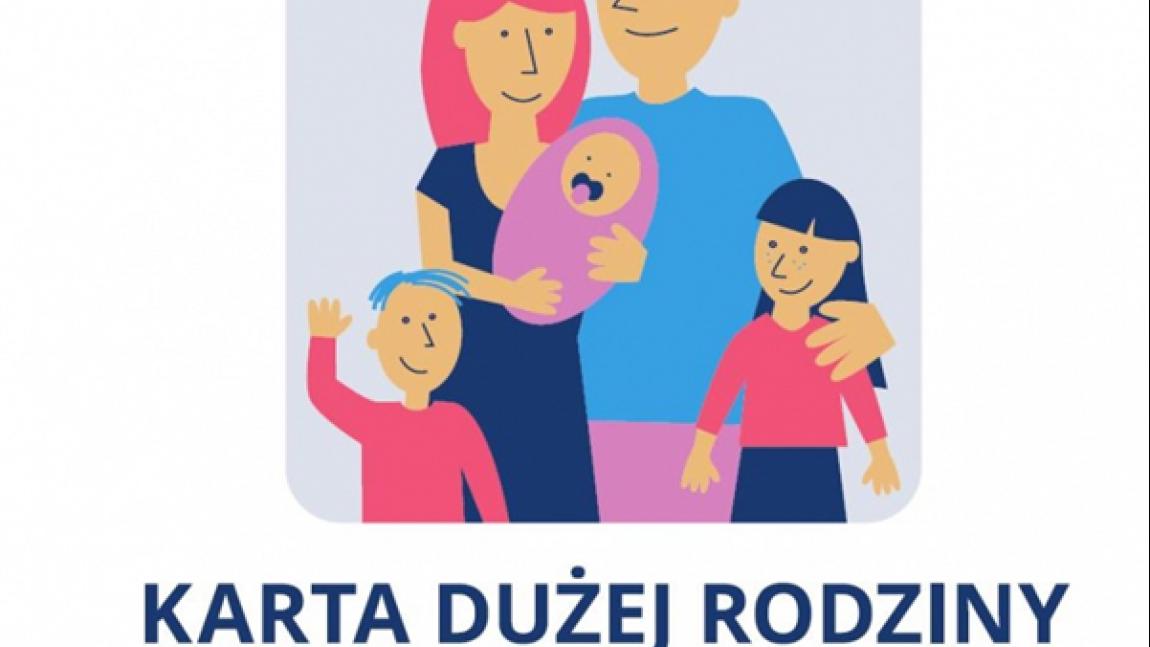 Ogólnopolska Karta Dużej Rodziny - Informacje