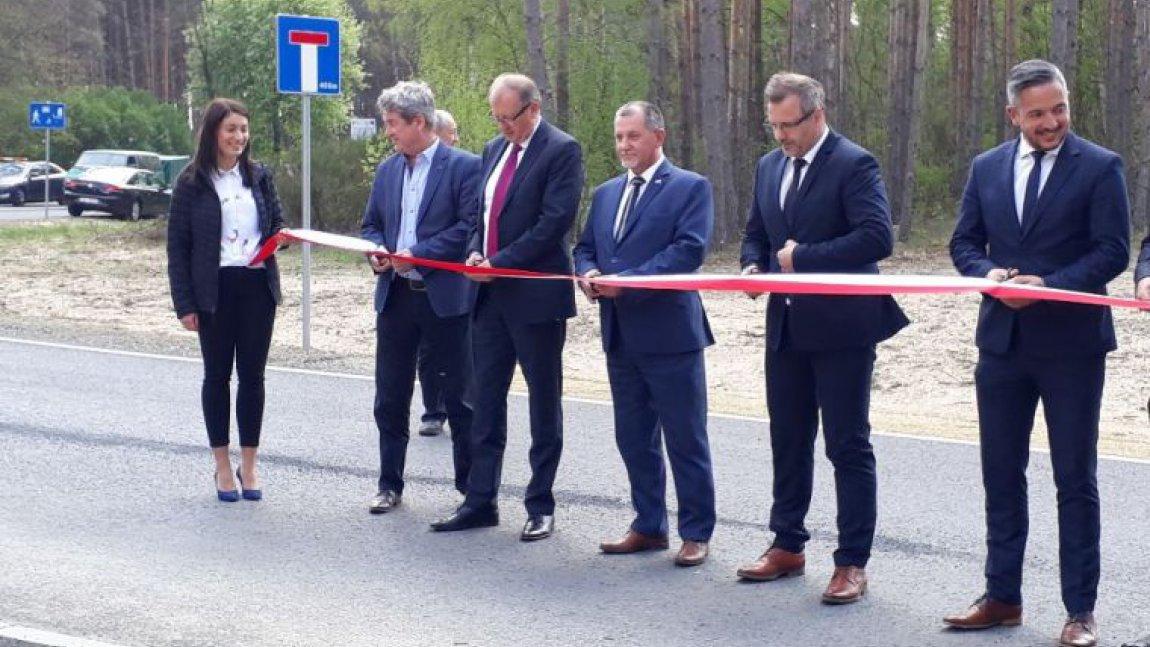 Nowy most na terenie Gminy Skąpe już otwarty