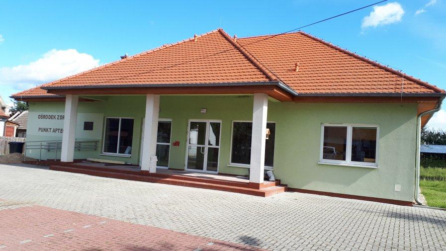 Przedszkole w budynku dawnego ośrodka zdrowia
