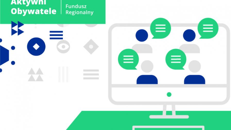 Bezpłatna konferencja on-line otwierająceja Program Aktywni Obywatele - Fundusz Regionalny